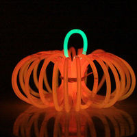 Glow Stick Pumpkin