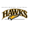 Hazelwood Central Hawks logo