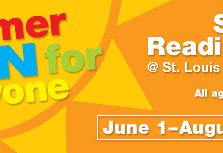 St. Louis County Library Summer Reading