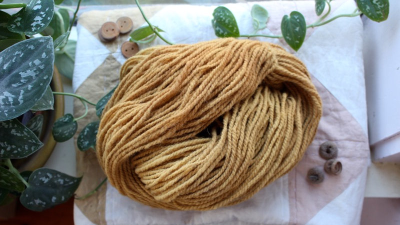 Hand Dyed No.4