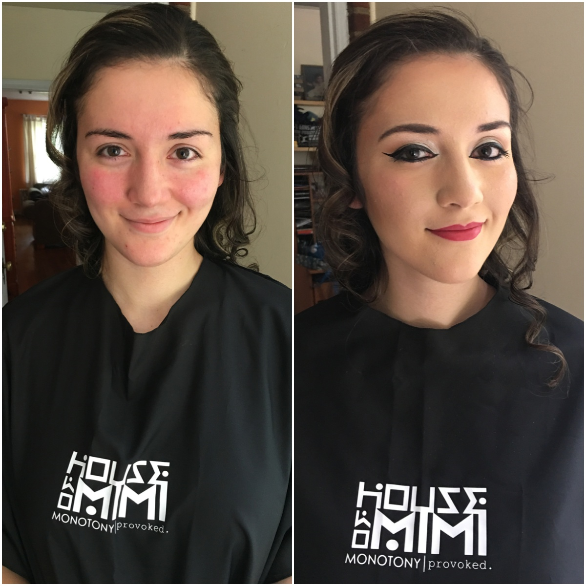 Full-Face Prom Application.