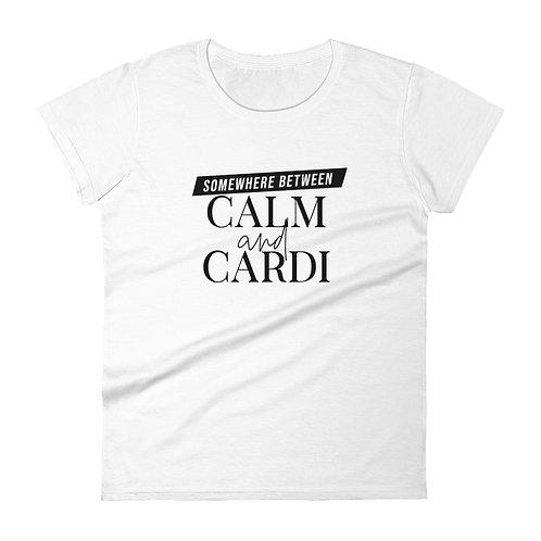 DUALITEES. -- CALM + CARDI.