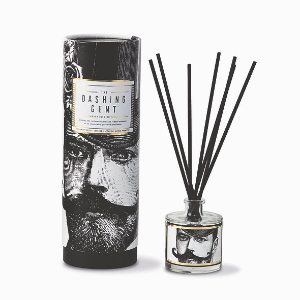 THE DASHING GENT LUXURY REED DIFFUSER