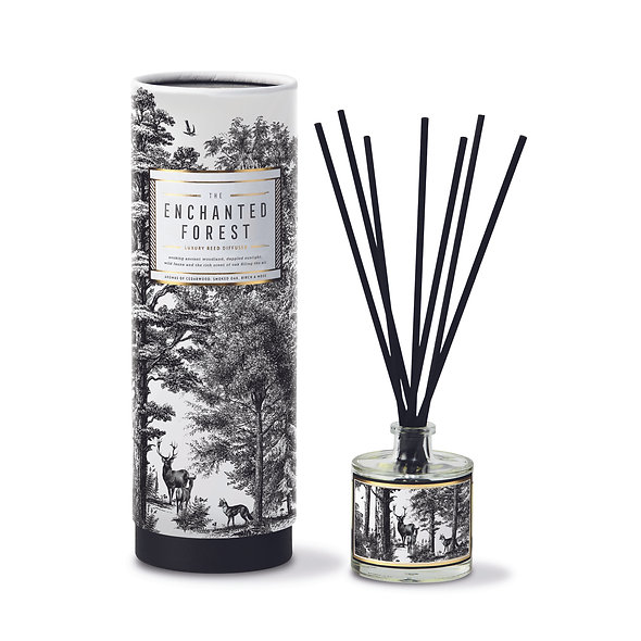 THE ENCHANTED FOREST LUXURY REED DIFFUSER REFILL SET