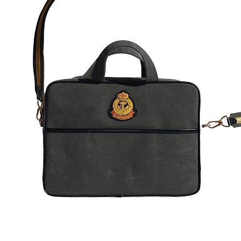 Patrimony Canvas Laptop Bag
