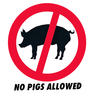 No Pigs Allowed
