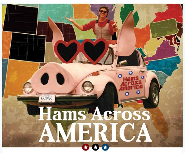 Playboar Pigmobile - Hams Across America