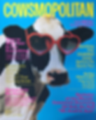 Front cover of Cowsmopolitan by Thomas Hagey
