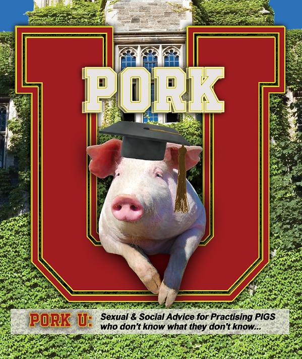 Pork U - Playboar Editorial