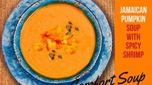 Jamaican Pumpkin Soup