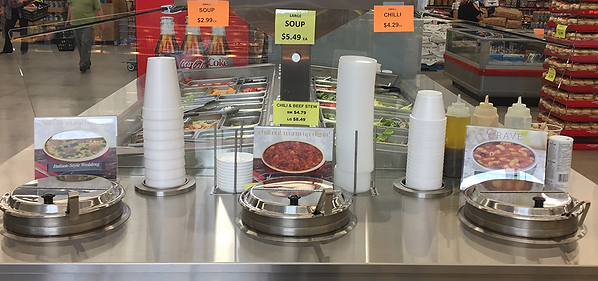 DiPietro's Hot Soups To Go