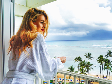 ~CC Travels A Lot: The Kahala Resort, Hawaii~