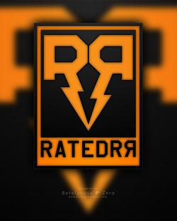 RatedRR Logo design