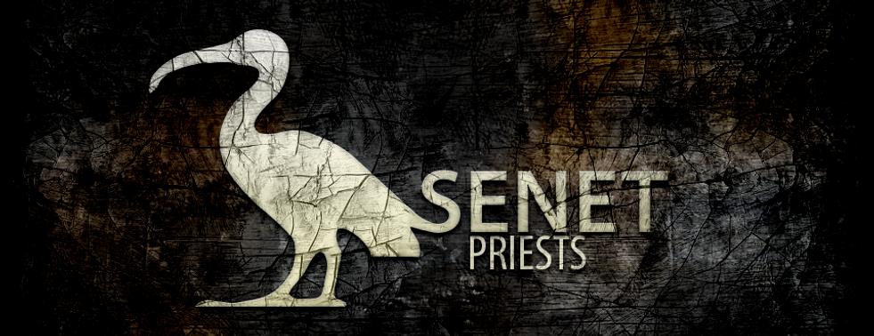 Senet Priests board game by Betelgeuse Zero