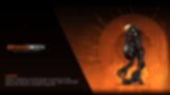 Orange Moon game Loader mini boss