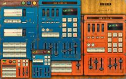 DUB Siren sound system app UI design