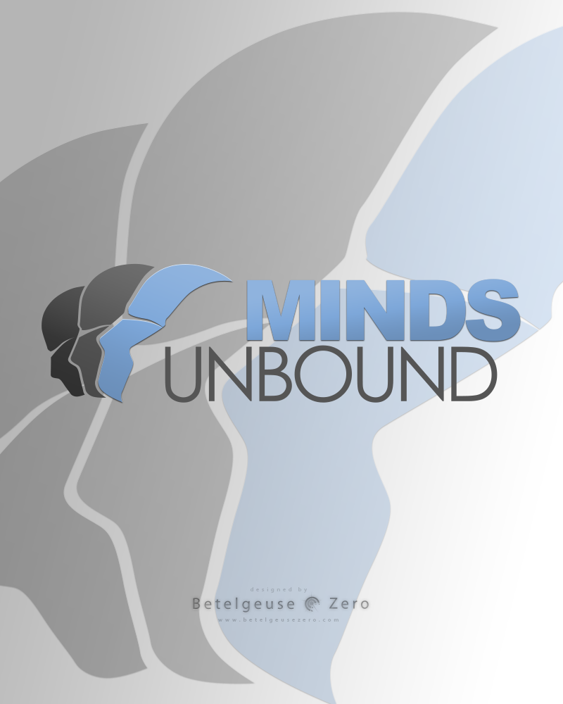 Minds Unbound logo design