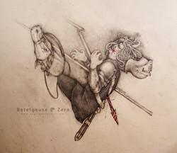 Falling Knight