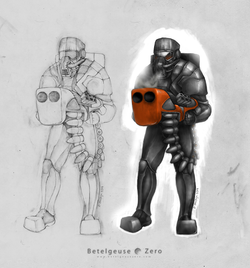 Heavy Infantryman