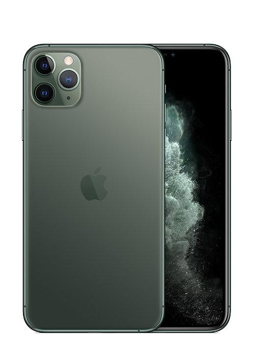 IPhone 11 Pro Max 256Gb Mid Night Green