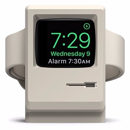 Base Carregadora Elago W3 Stand Para Apple Watch