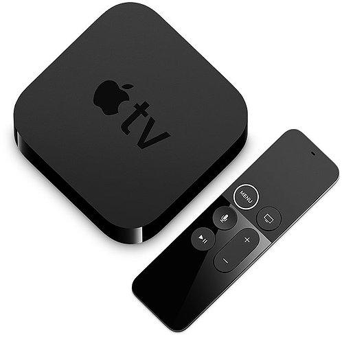 Apple Tv 4k 32 Gb 4ª Geração