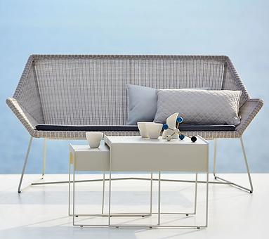 Breeze 2 seat sofa install photo.webp