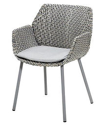 VIBE CHAIR - Light Grey - Grey - Taupe W