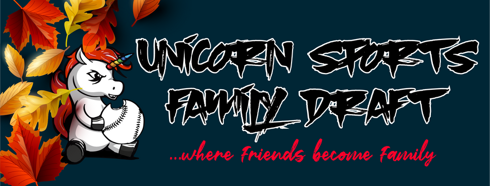 Oct Unicorn Family Draft Tournament bann