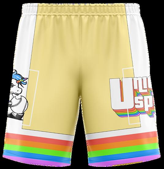 2021 Retro Shorts