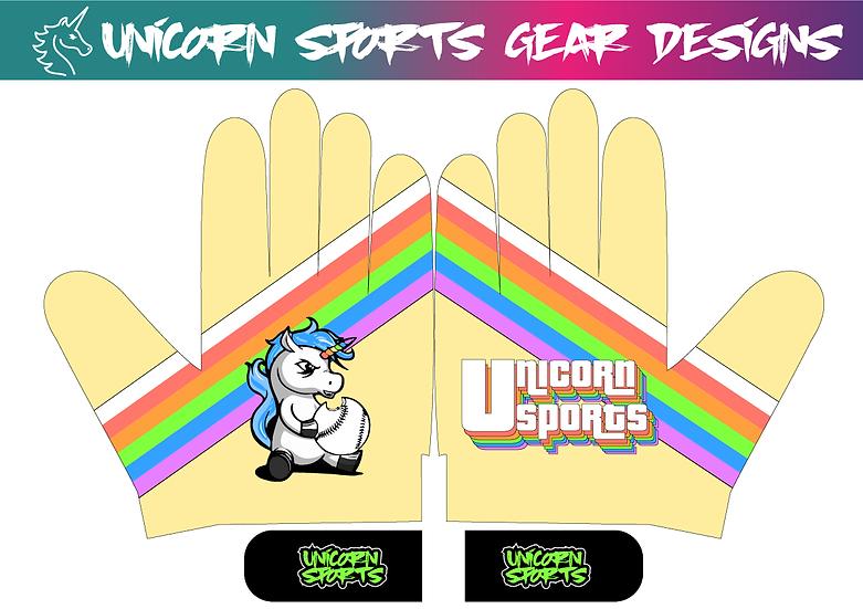 2021 Retro Batting Gloves