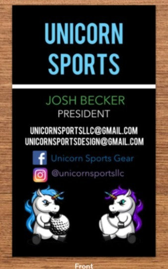 Rep Business Cards