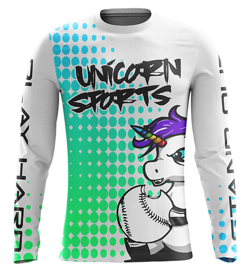 2021 Play Hard Stand Out Long Sleeve