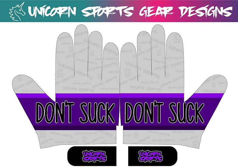 2021 Don't Suck Batting Gloves