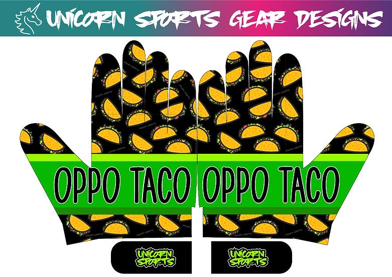 2021 Oppo Taco Batting Gloves