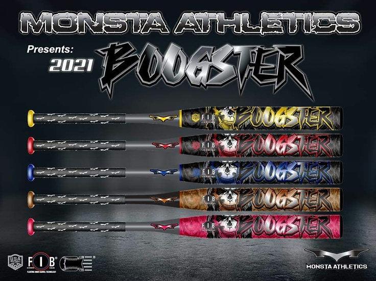 2021 USA/ASA MONSTA ATHLETICS 25oz BOOGSTER LC