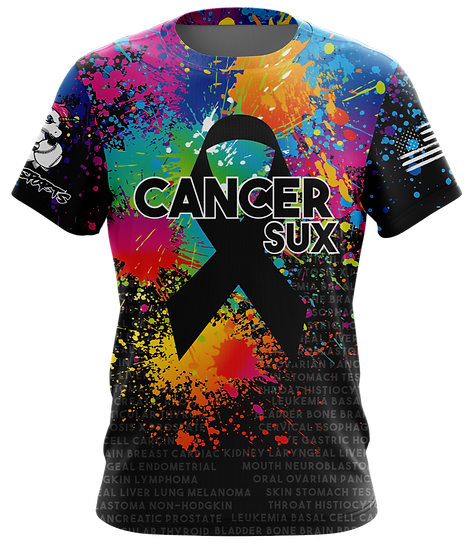 2021 Blackout Cancer Sux Jersey