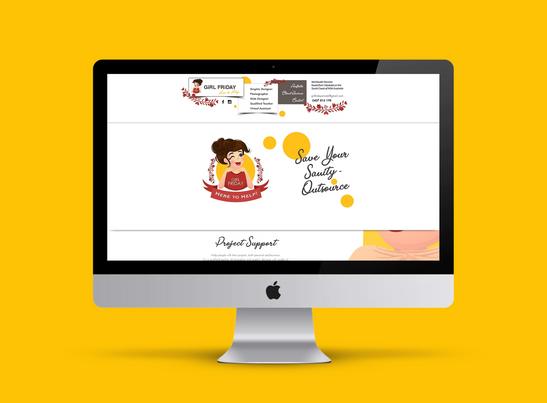 Ulladulla Web Designer & Tutor - Wix Expert Girl Friday Remote Services
