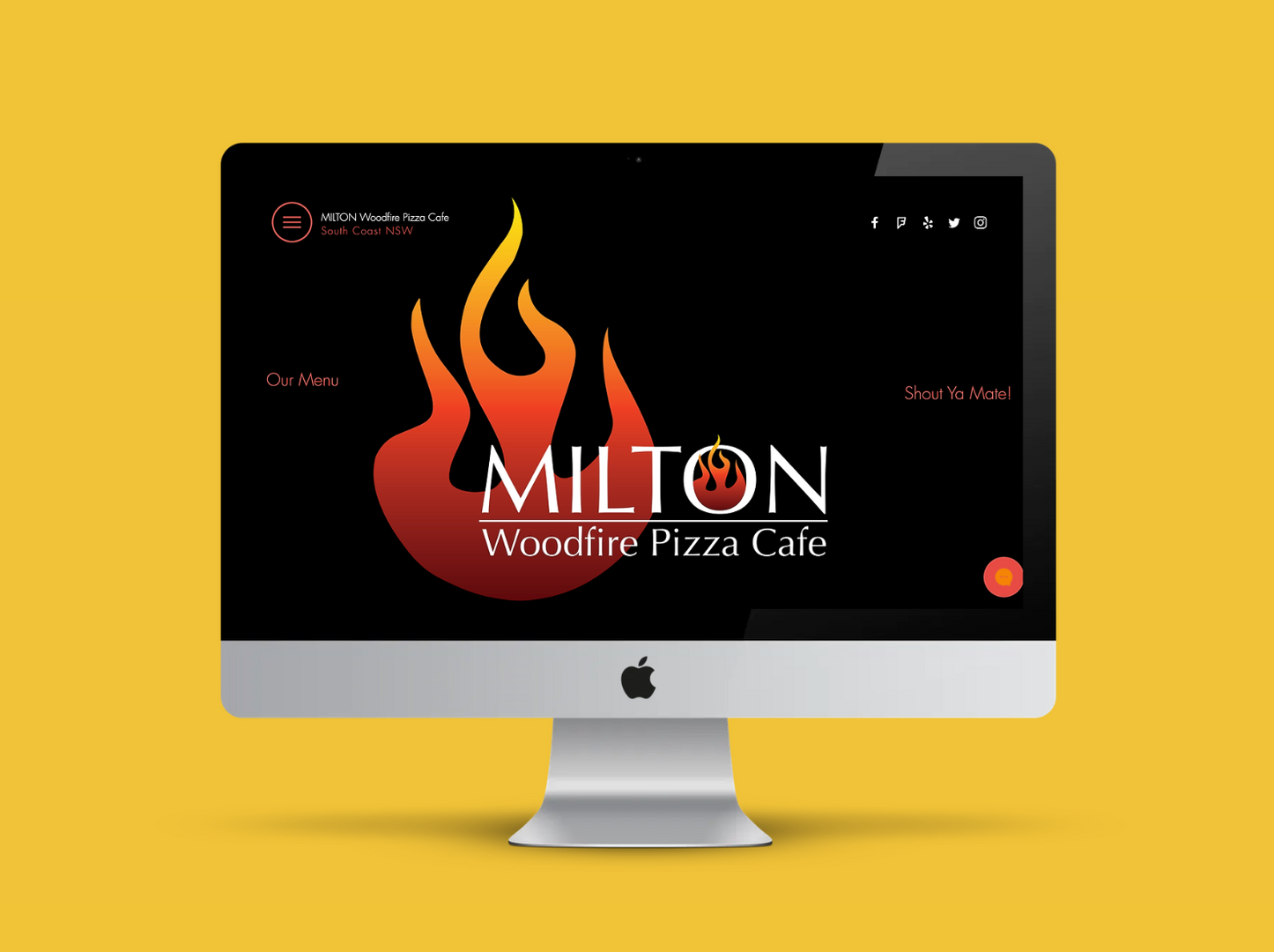 Milton Woodfire Pizza Cafe