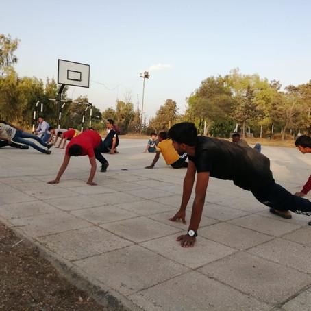 نشاط اللياقة البدنية