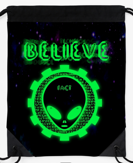 Believe Alien Fact