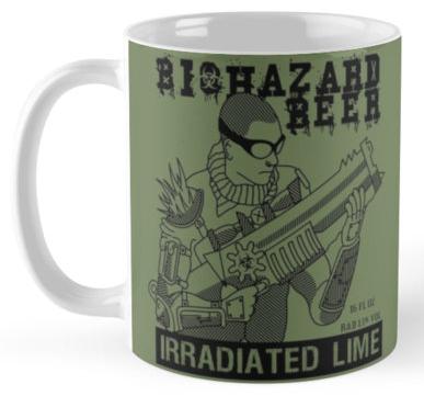 Biohazard Beer
