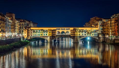 Italy, Firenze - Ponte Vecchio