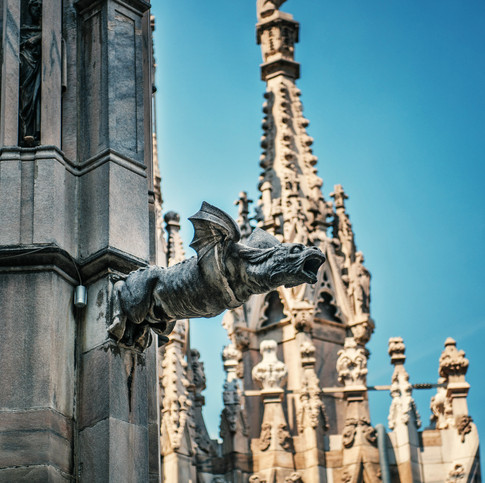 Italy, Milano - Duomo di Milano