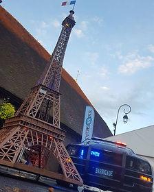 Barricade France à la foire aux Haricots 2017