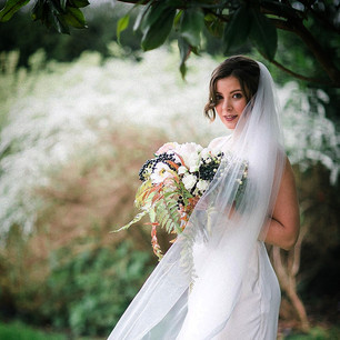 Berrries and bracken.  Bouquet Immortal Botanica by Cassandra King Flowers and Styling