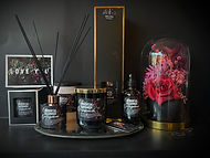 CANDLES & ROOM SCENTS BY IMMORTAL BOTANICA CASSANDRA KING