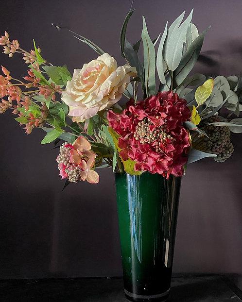 'Champagne Rose Hydrangea Mojito'