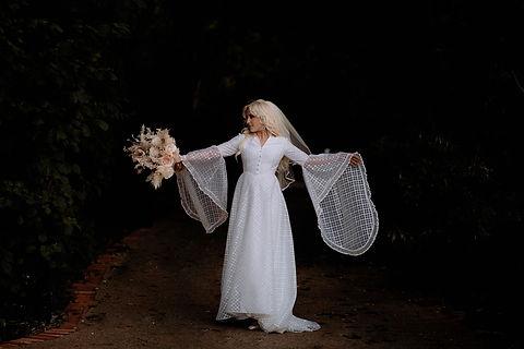 Wedding flower by Cassandra King