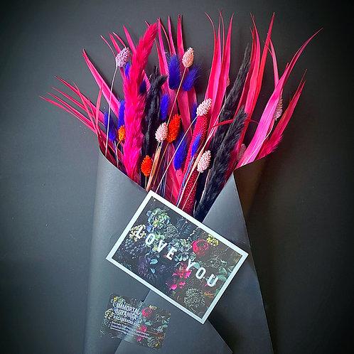 New Orleans - Dried floral bouquet
